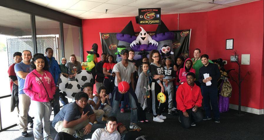 HSA Dayton High School CYSP Fun Activity